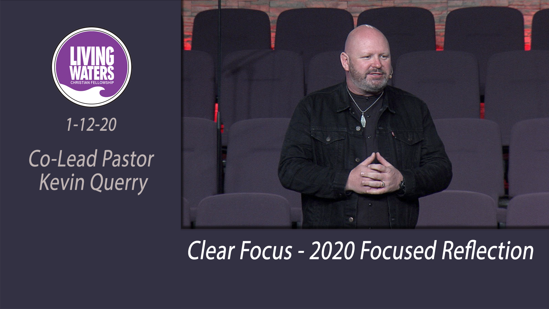 Clear Focus 2020: Focused Reflection