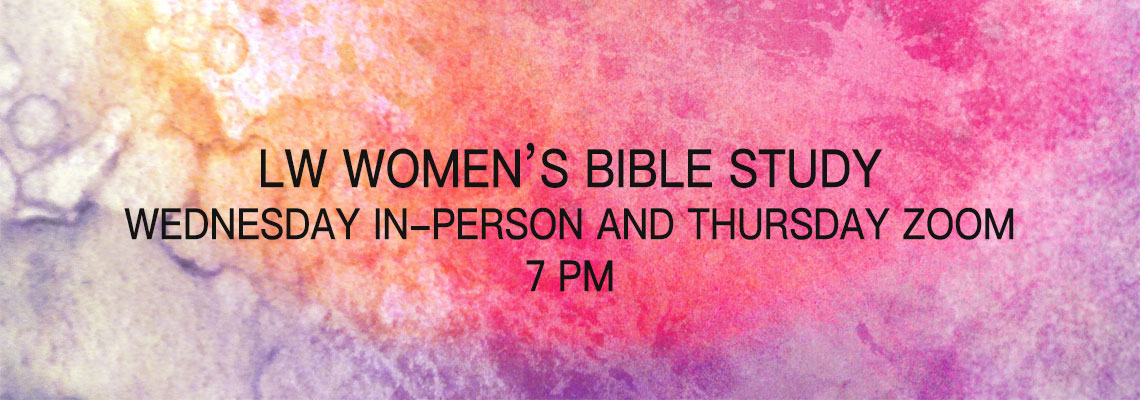 LW Womens Bible Study
