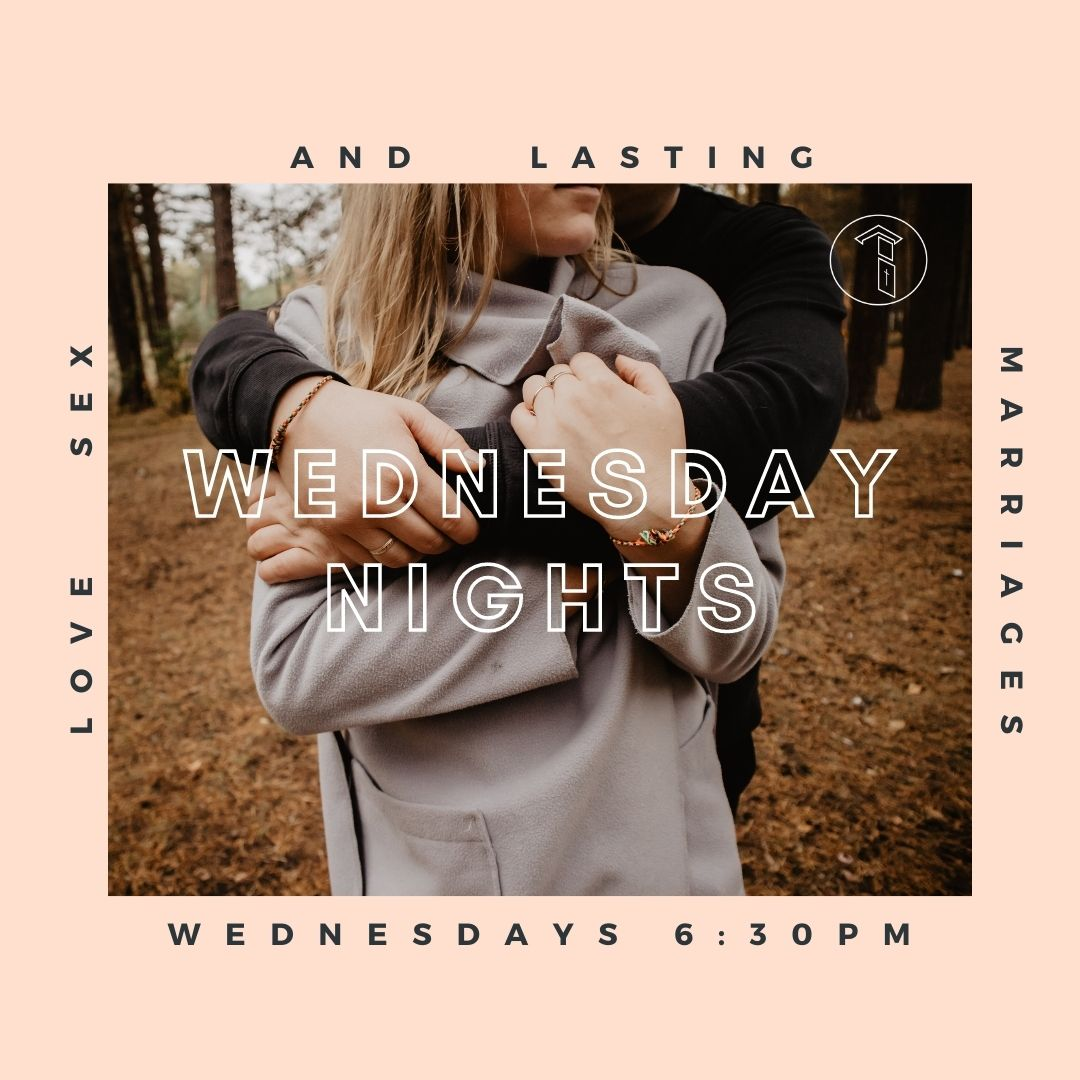 Marriage Ministry Wednesday Nights
