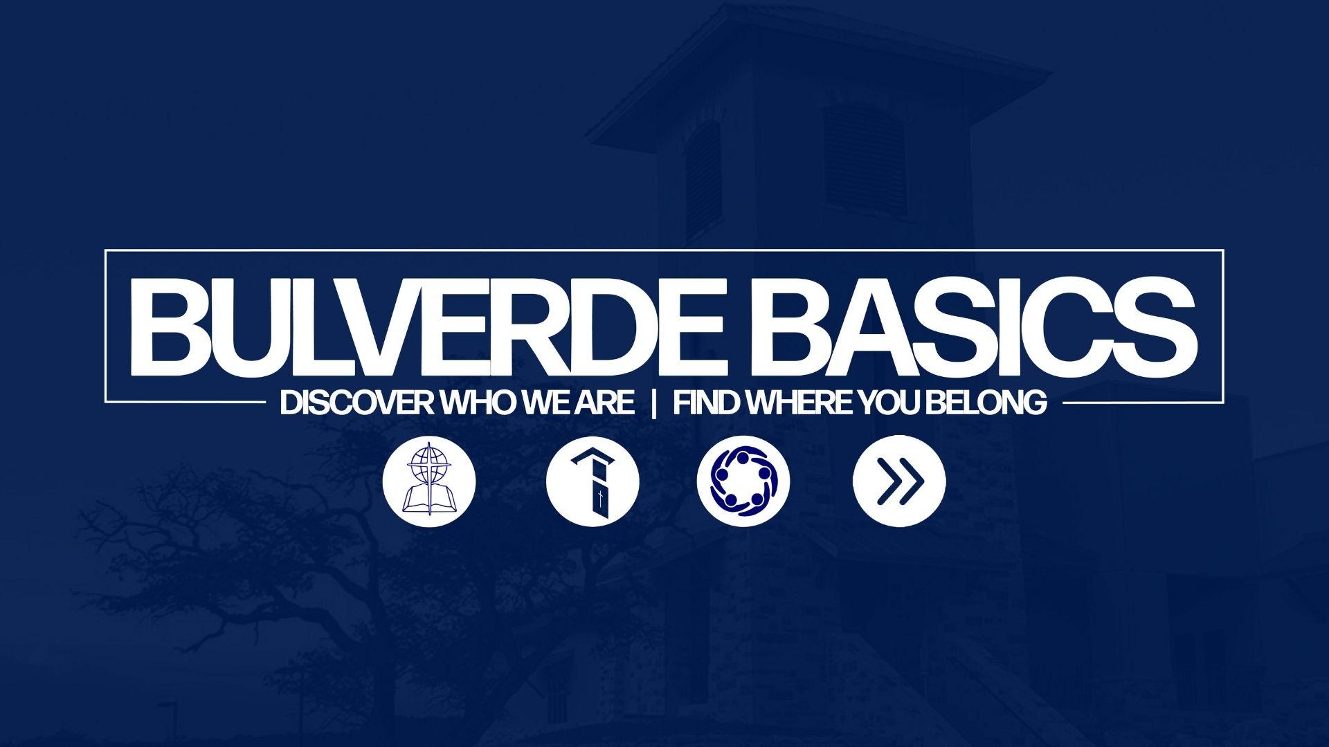 Bulverde Basics
