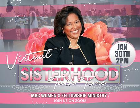 Virtual Sisterhood Talk Time