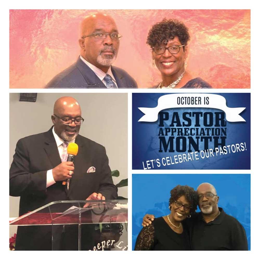 GT Pastor Appreciation Month