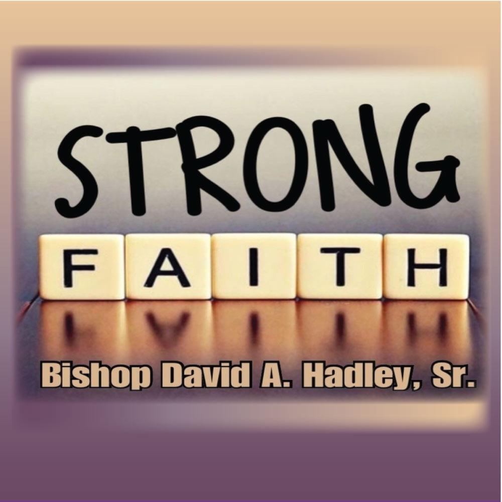 Strong Faith: Daily Devotional