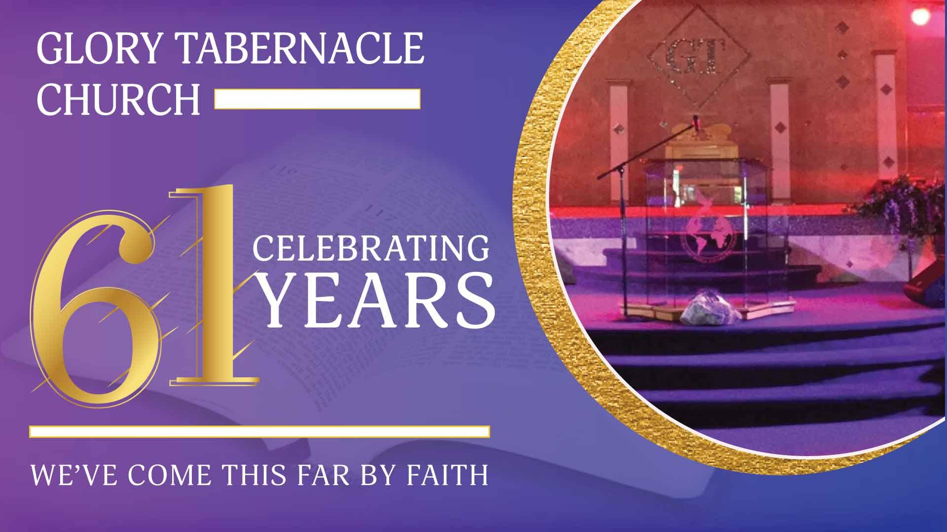 GT Celebrating 61 Years