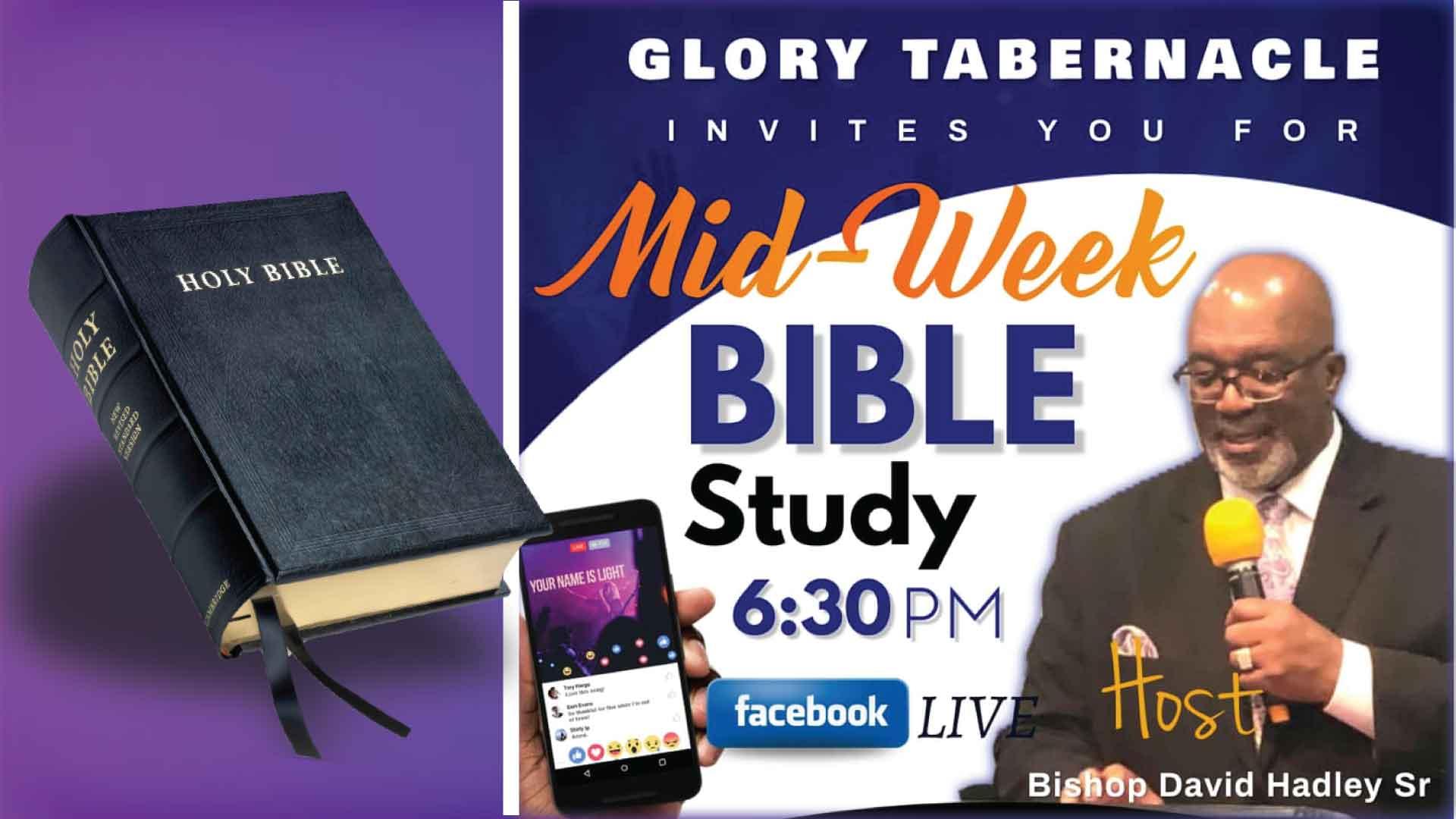 GT MidWeek Bible Study Banner