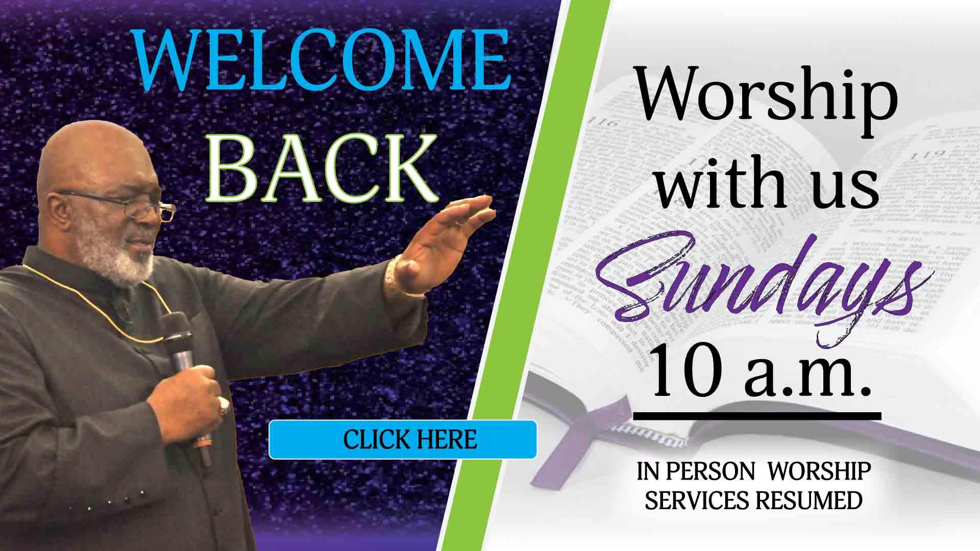 GT Worship Sundays Click Here