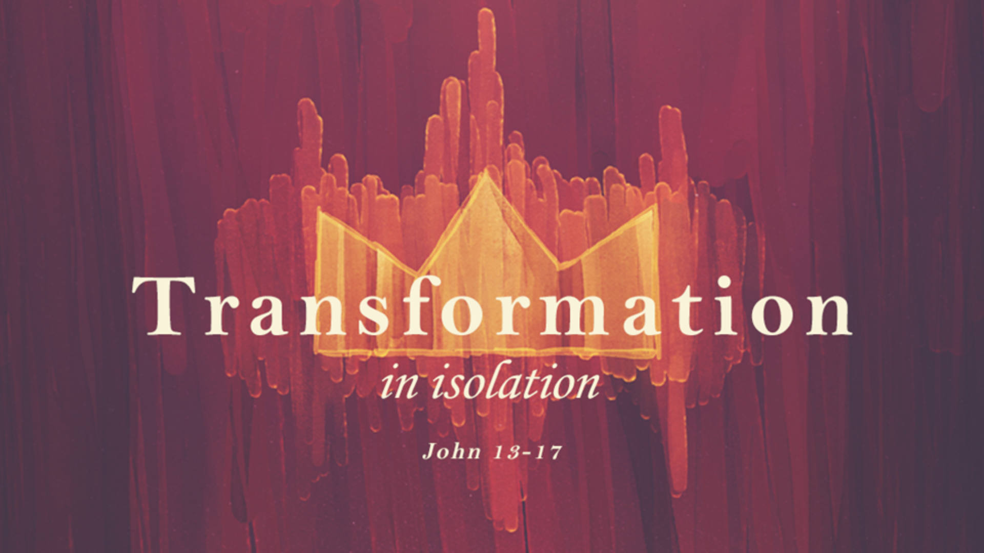 Transformation in Isolation