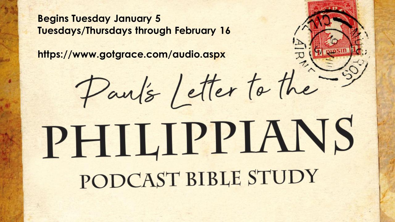 philippians podcast