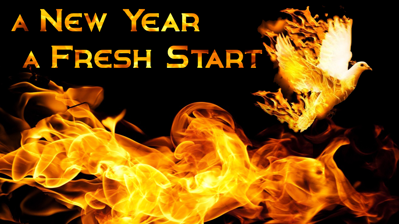 A New Year, A Fresh Start