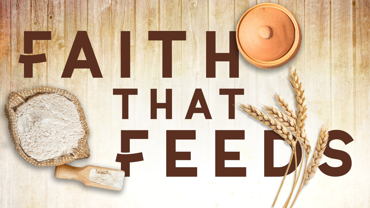 Faith that Feeds