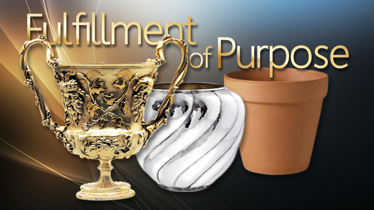 Fulfillment of Purpose
