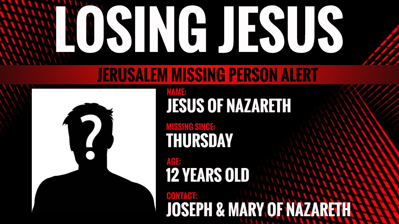 Make A Missing Poster Template Blank Employment Verification Form  Losing Jesus2 Make A Missing Poster  Missing Poster Template