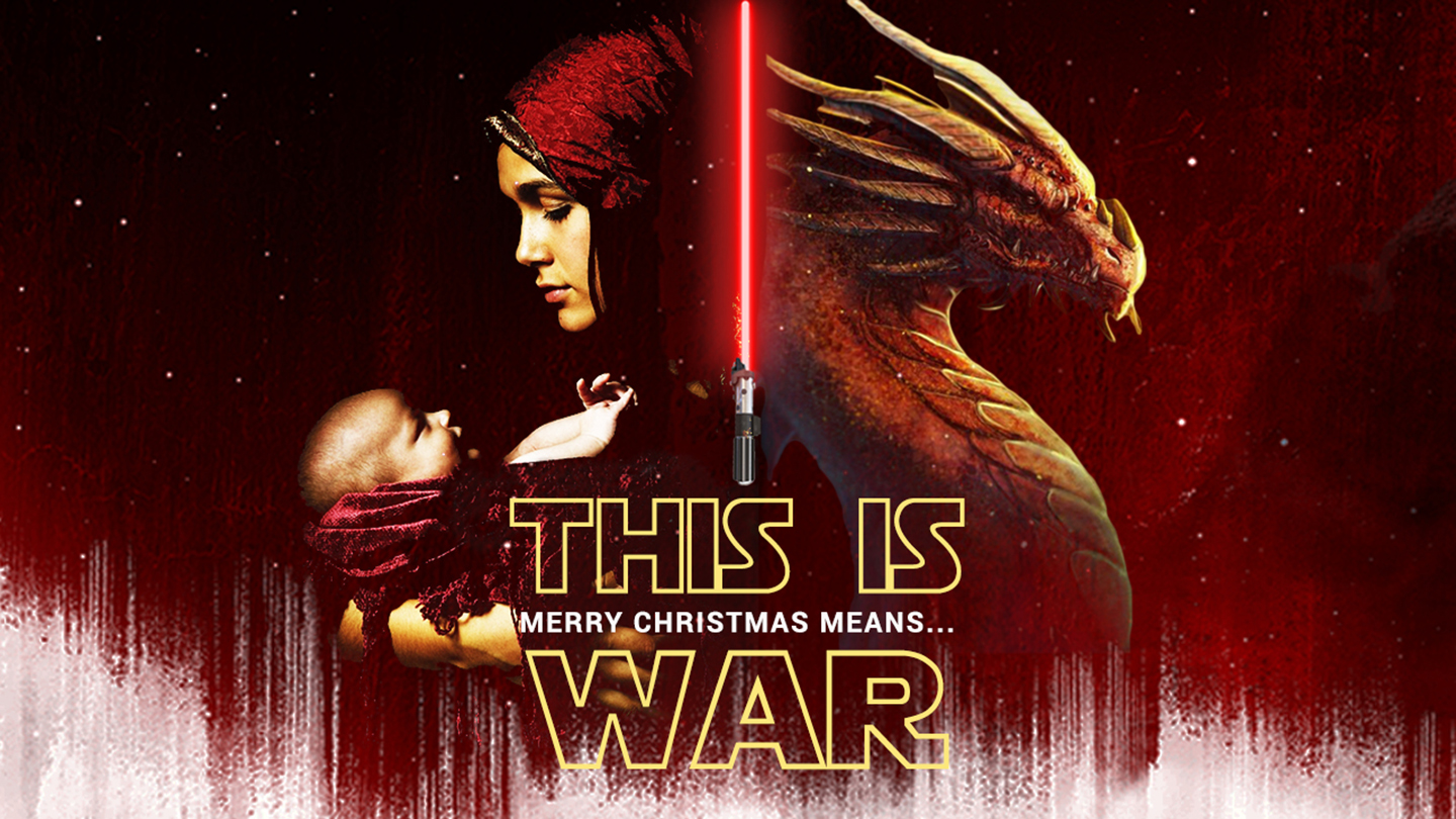 Merry Christmas Means... This is War