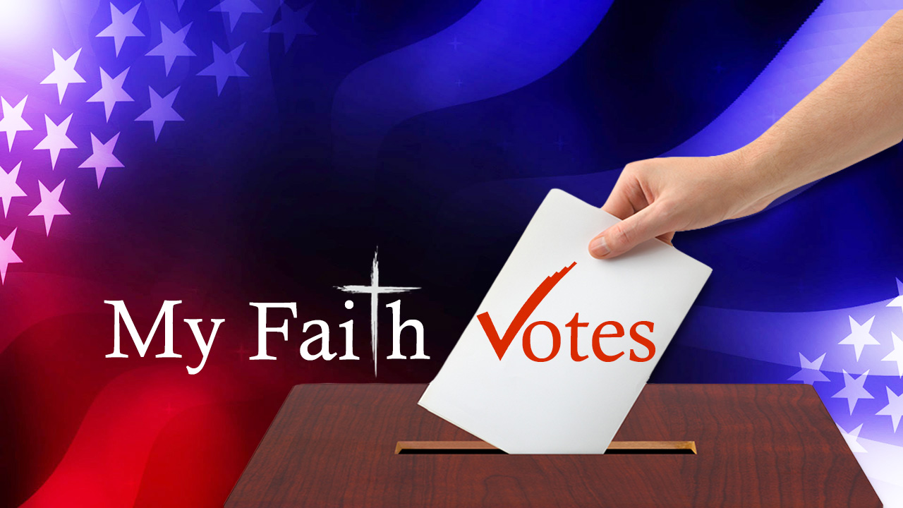 My Faith Votes