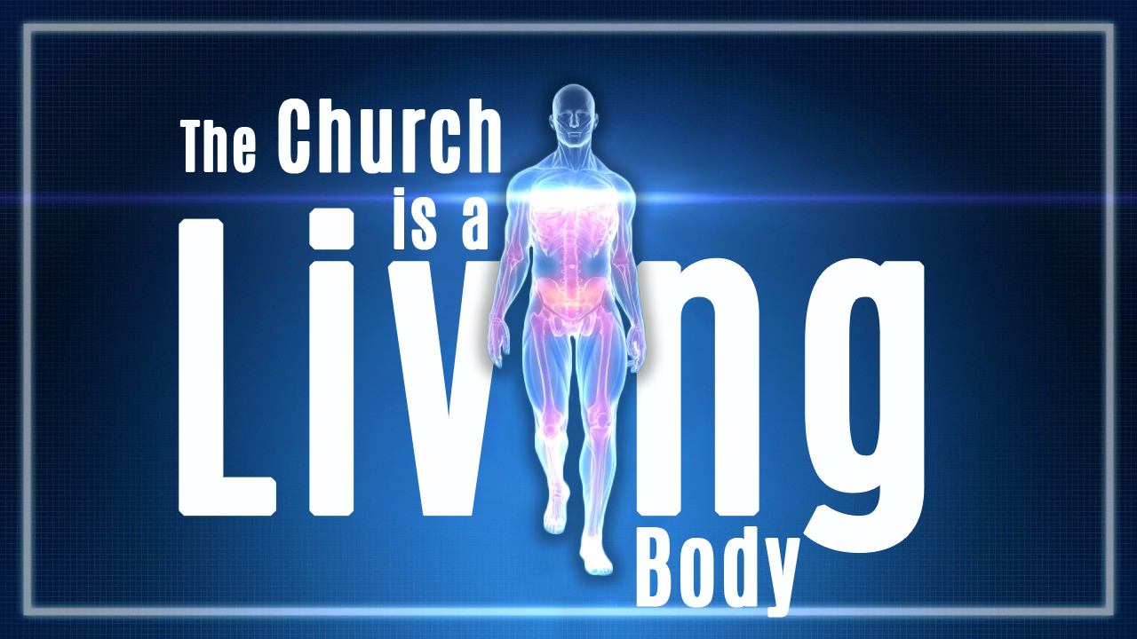 The Church is a Living Body