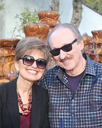 Pastor and Dona Ciociola