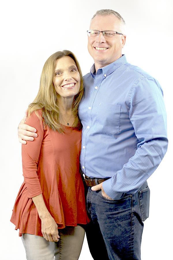 Paul and Charlotte Wilson