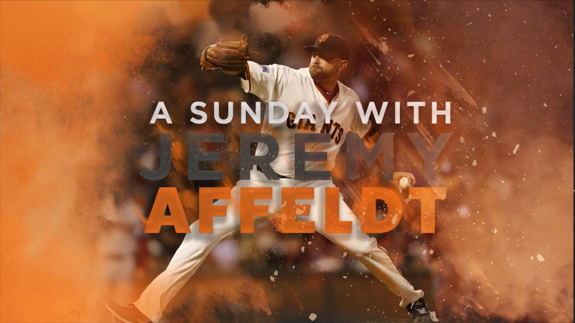 A Sunday With Jeremy Affeldt