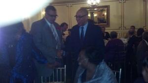 Pastor Williams & NYC School Chancellor Dennise Walcott