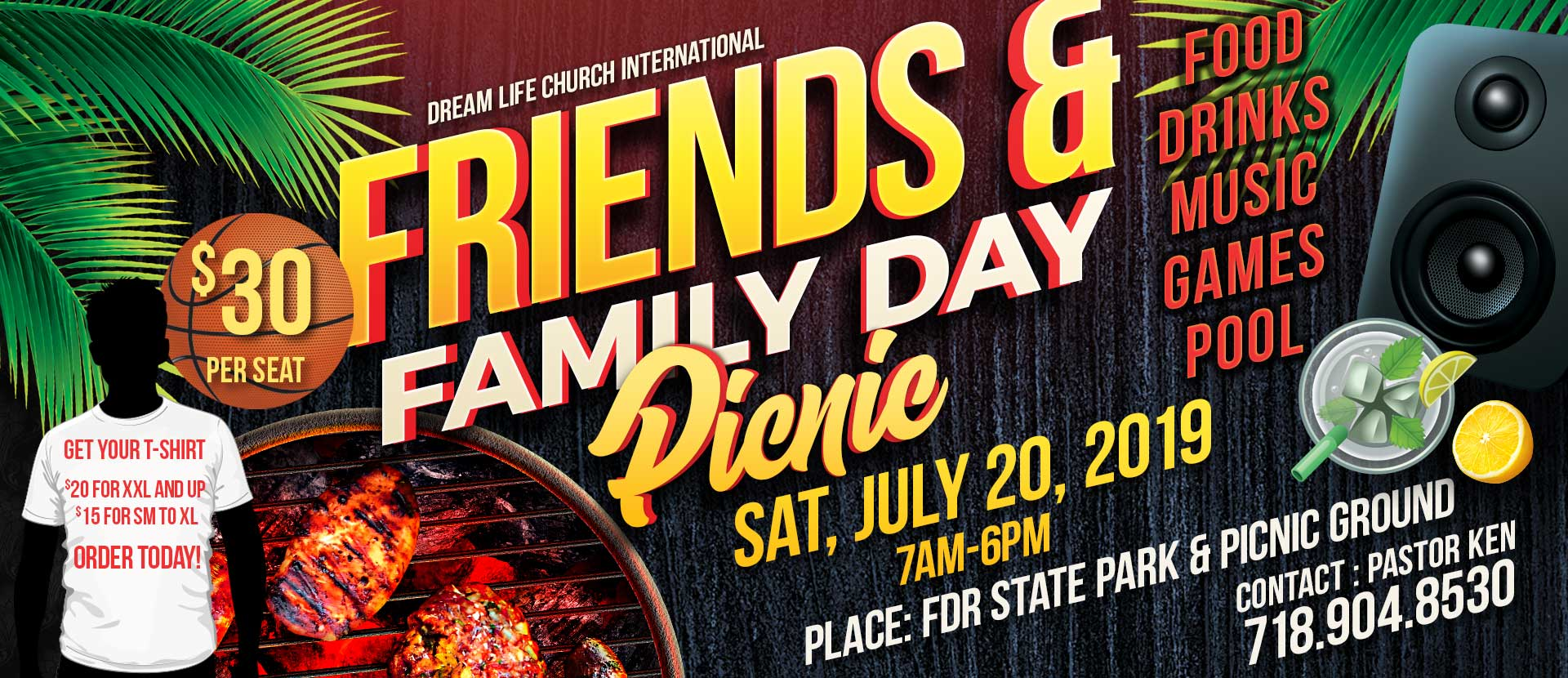 Friends and Family Day Picnic