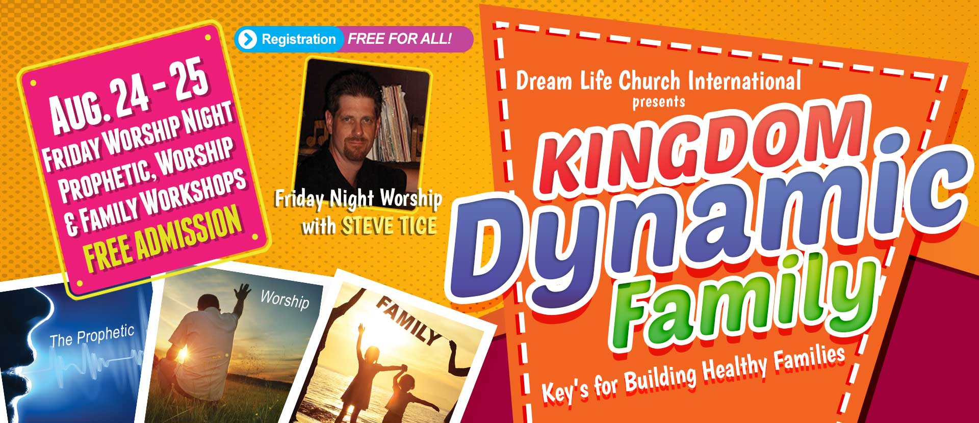 Kingdom Dynamic Family