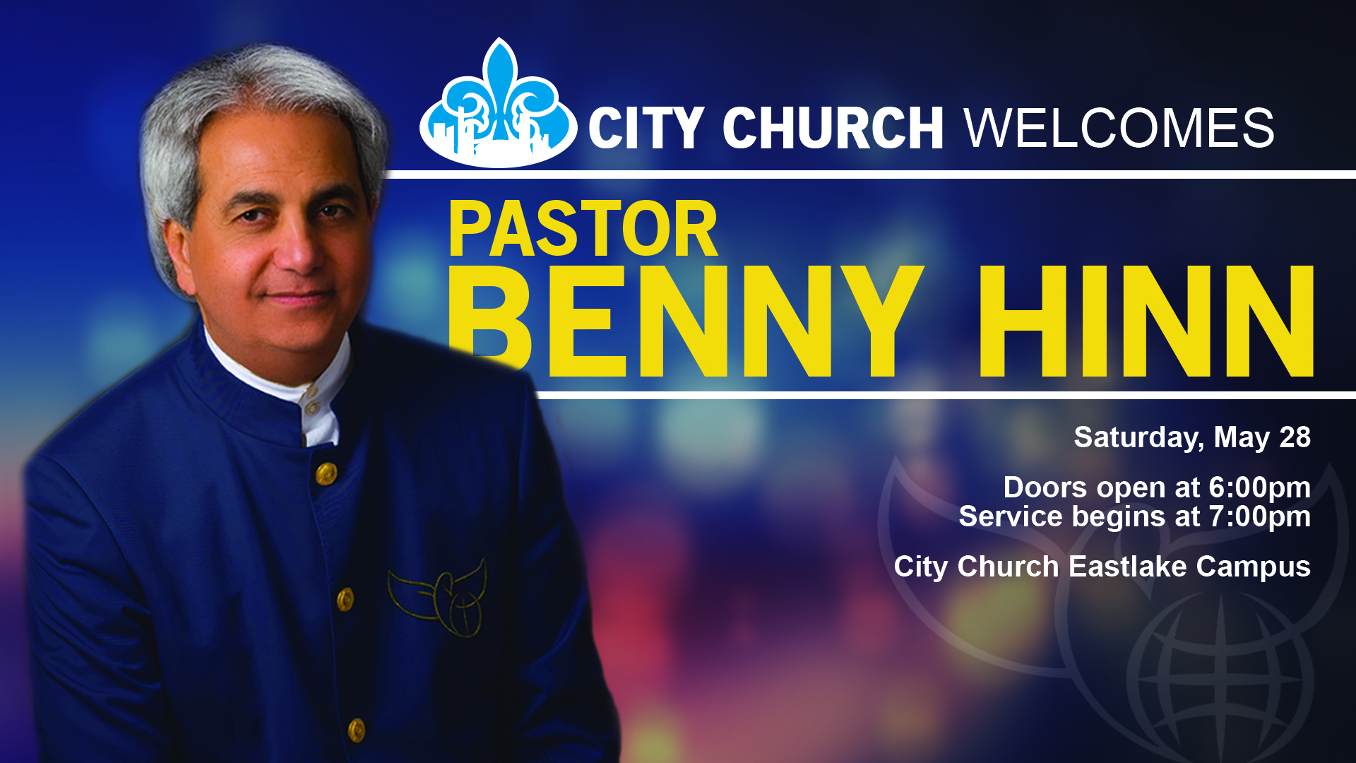 Online Campus | City Church | New Oleans - Message Center