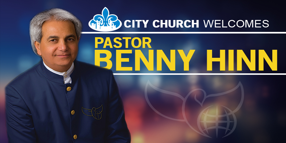 Pastor Benny Hinn Miracle Services