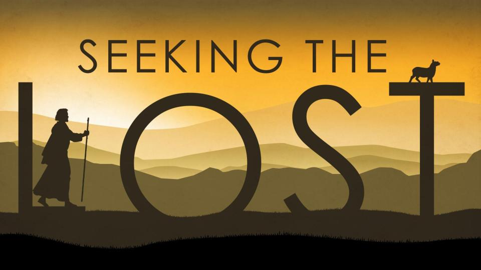 Seeking the Lost