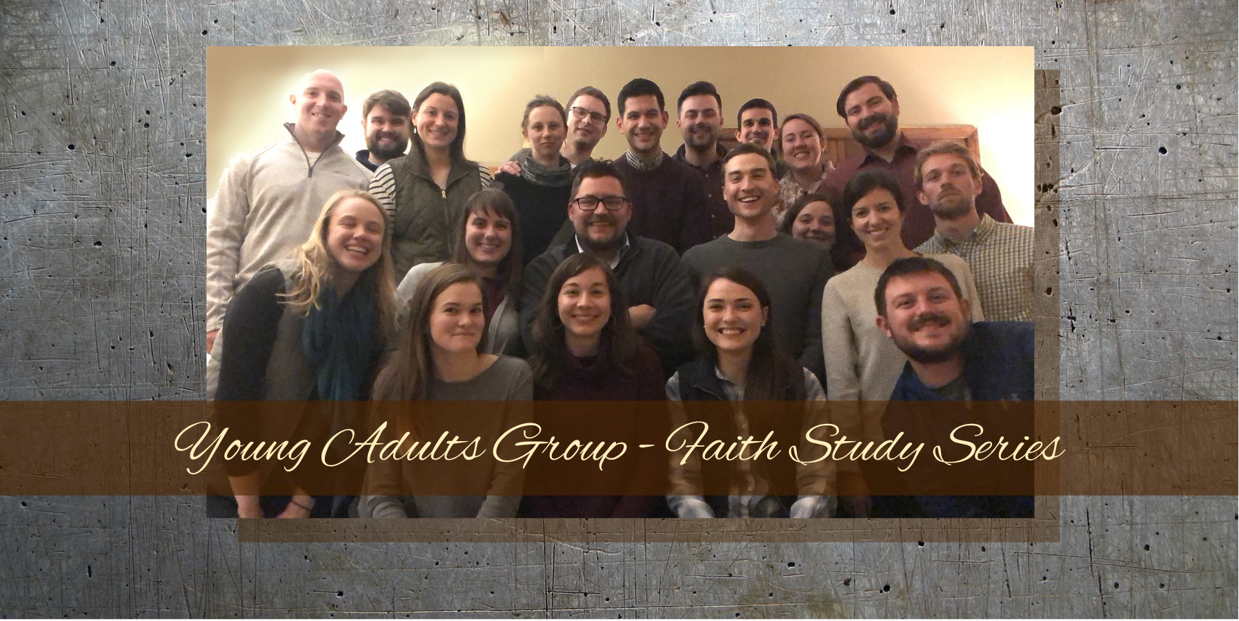 Young Adult Faith Study Series