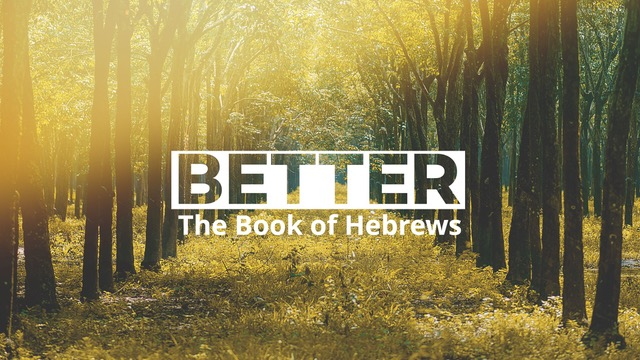 Better - The Book of Hebrews