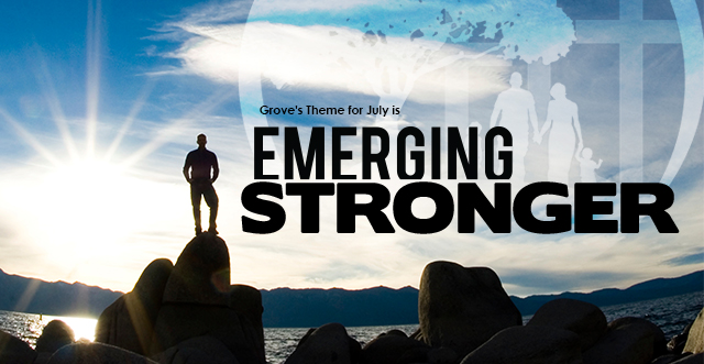 Emerging Stronger