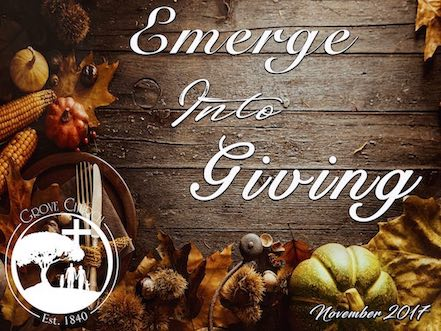 Emerge Into Giving