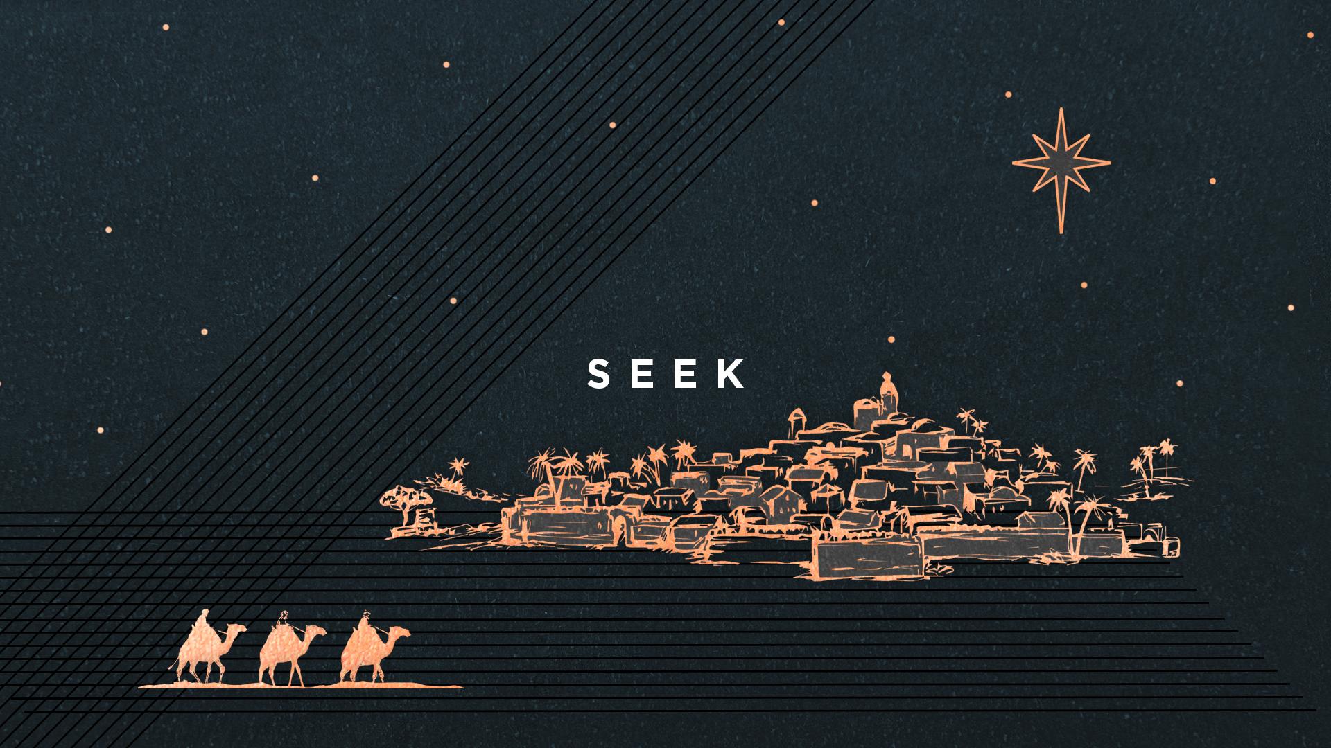 Seek the Presence