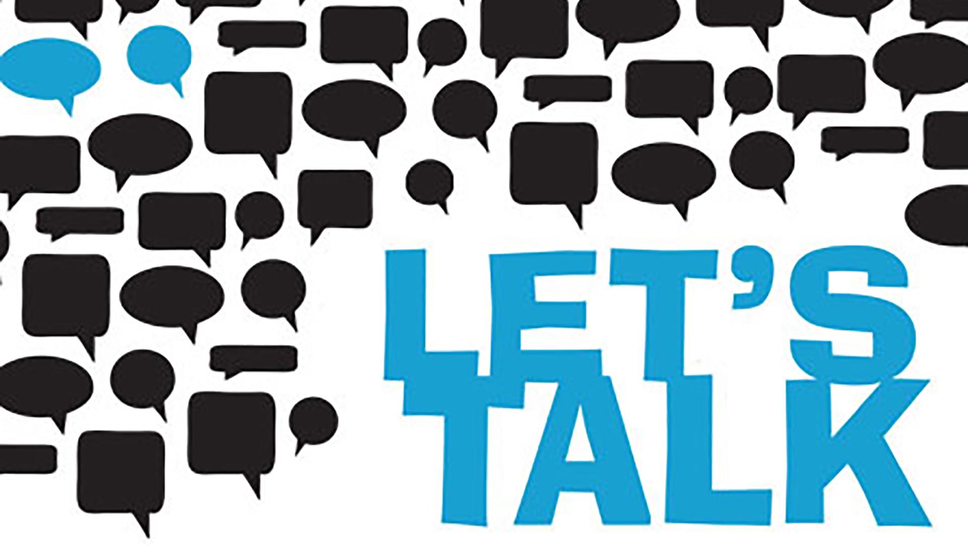 Lets Talk - Week 4