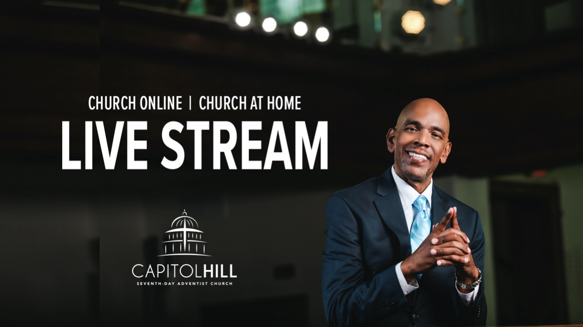LIVE STREAM: Capitol Hill Worship