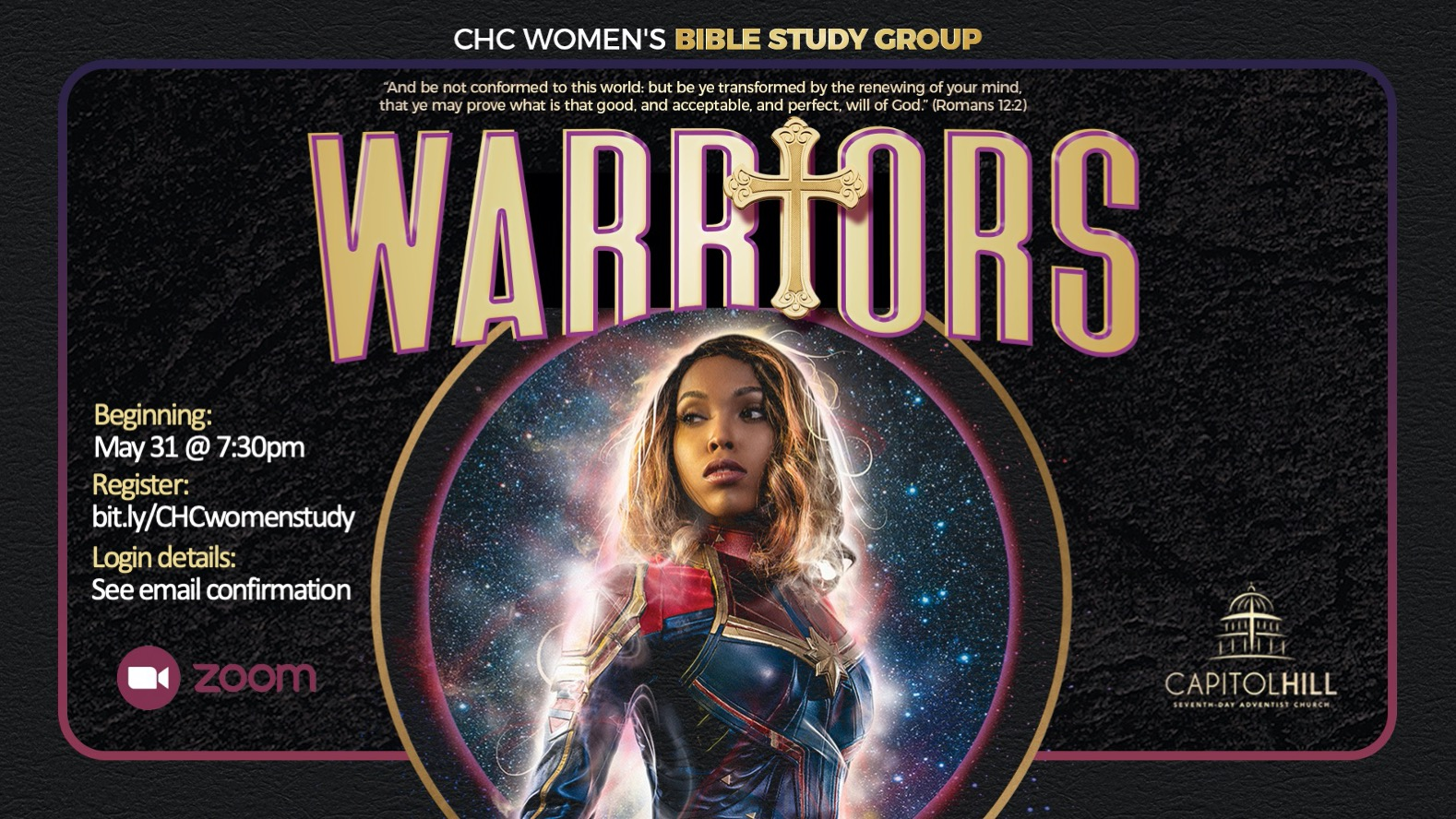 Warriors Women's Bible Study