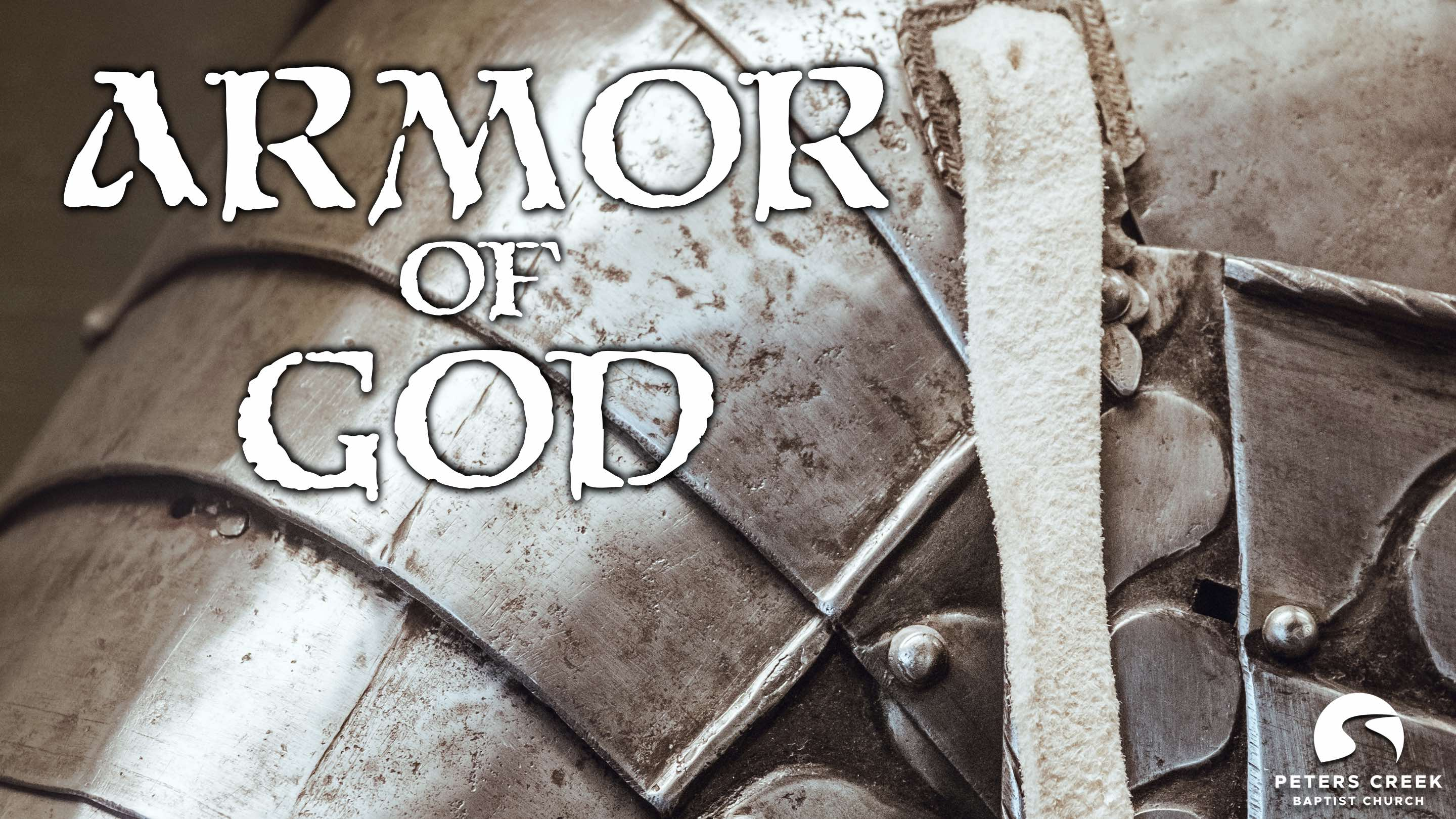 Peters Creek Baptist Church Armor Of God Breastplate Of