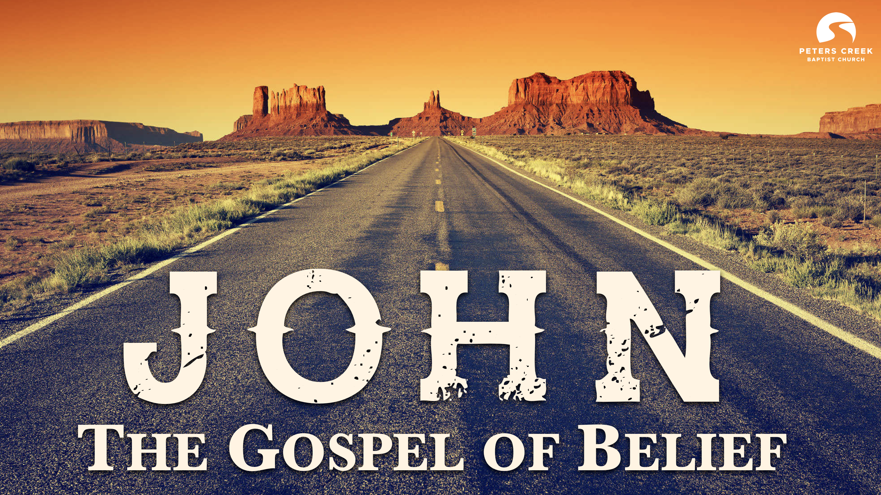 John: The Gospel of Belief