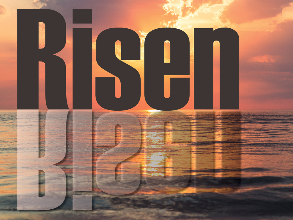 Risen* April 8- May 27, 2018