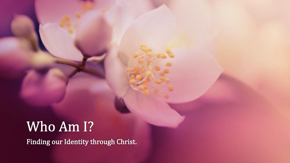 Who Am I? - Women