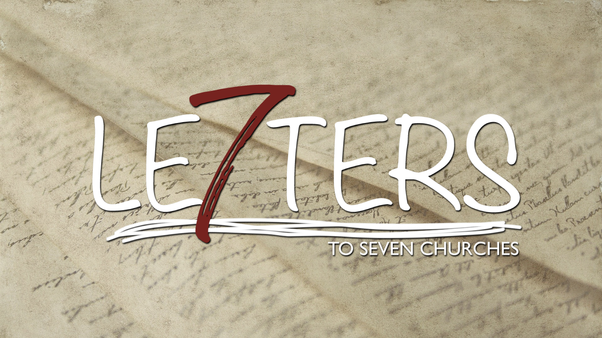 7 Letters For 7 Churches