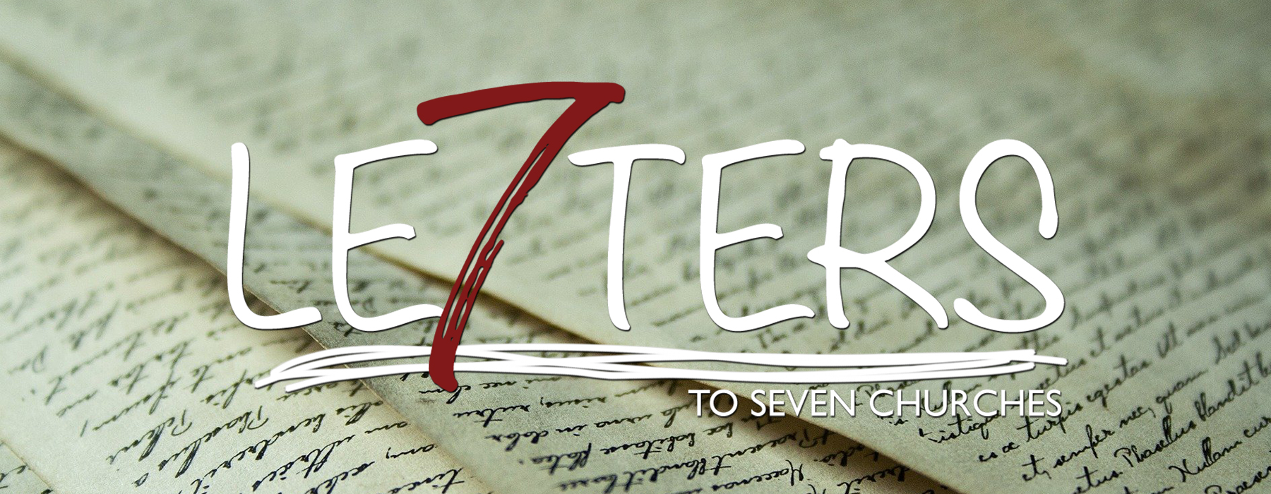 7 Letters to 7 Churches