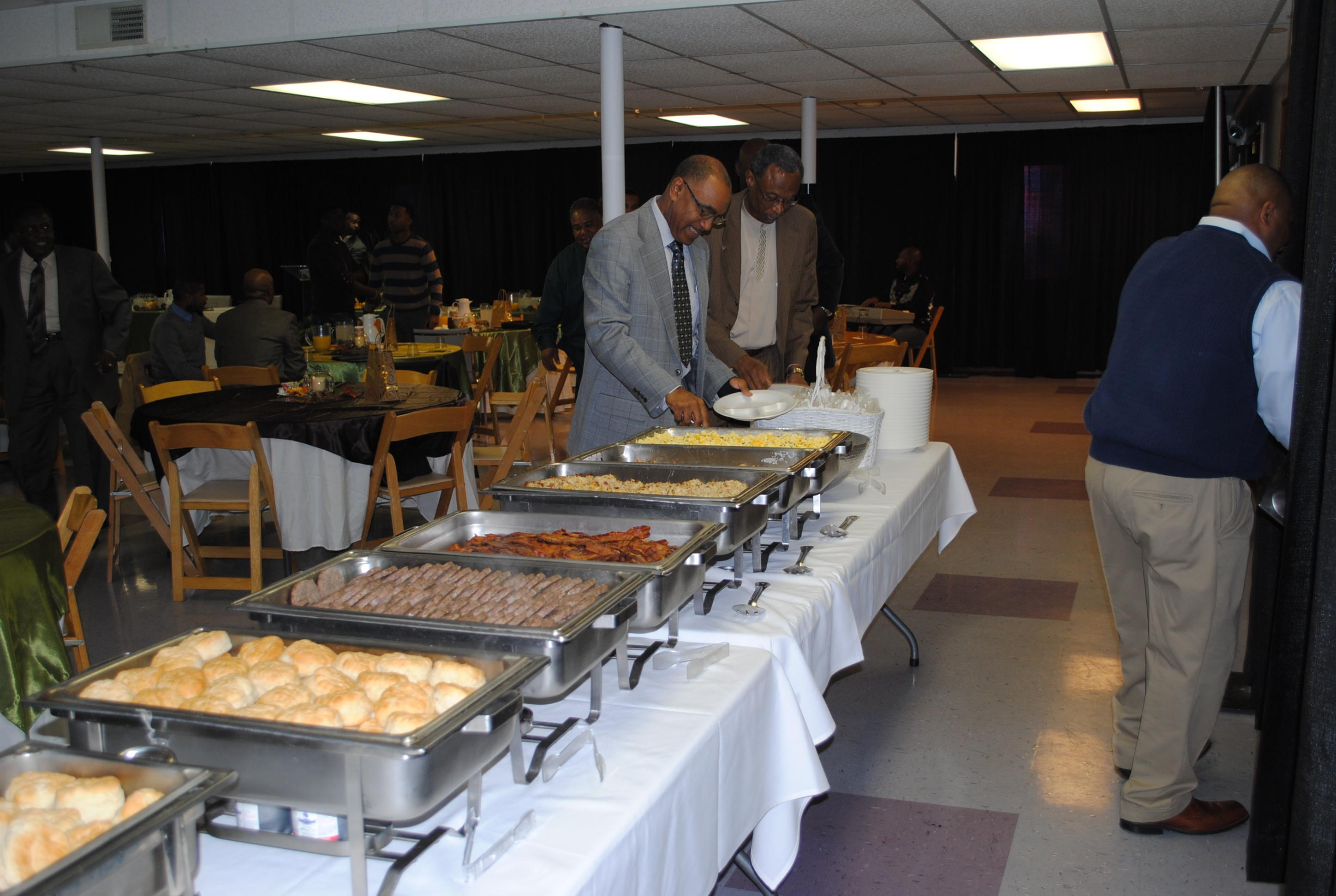 Annual Men's Day 2011