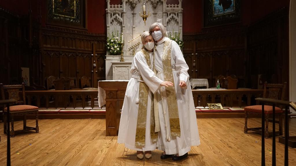 ordination page gallery