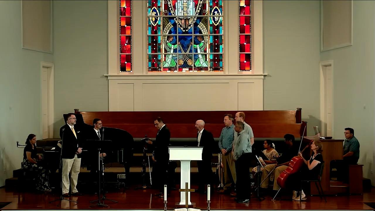 June 2021 - Elder and Deacon Commissioning