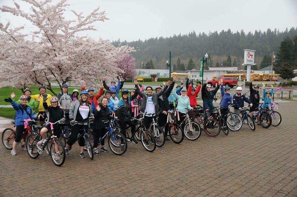 50k Bike Ride