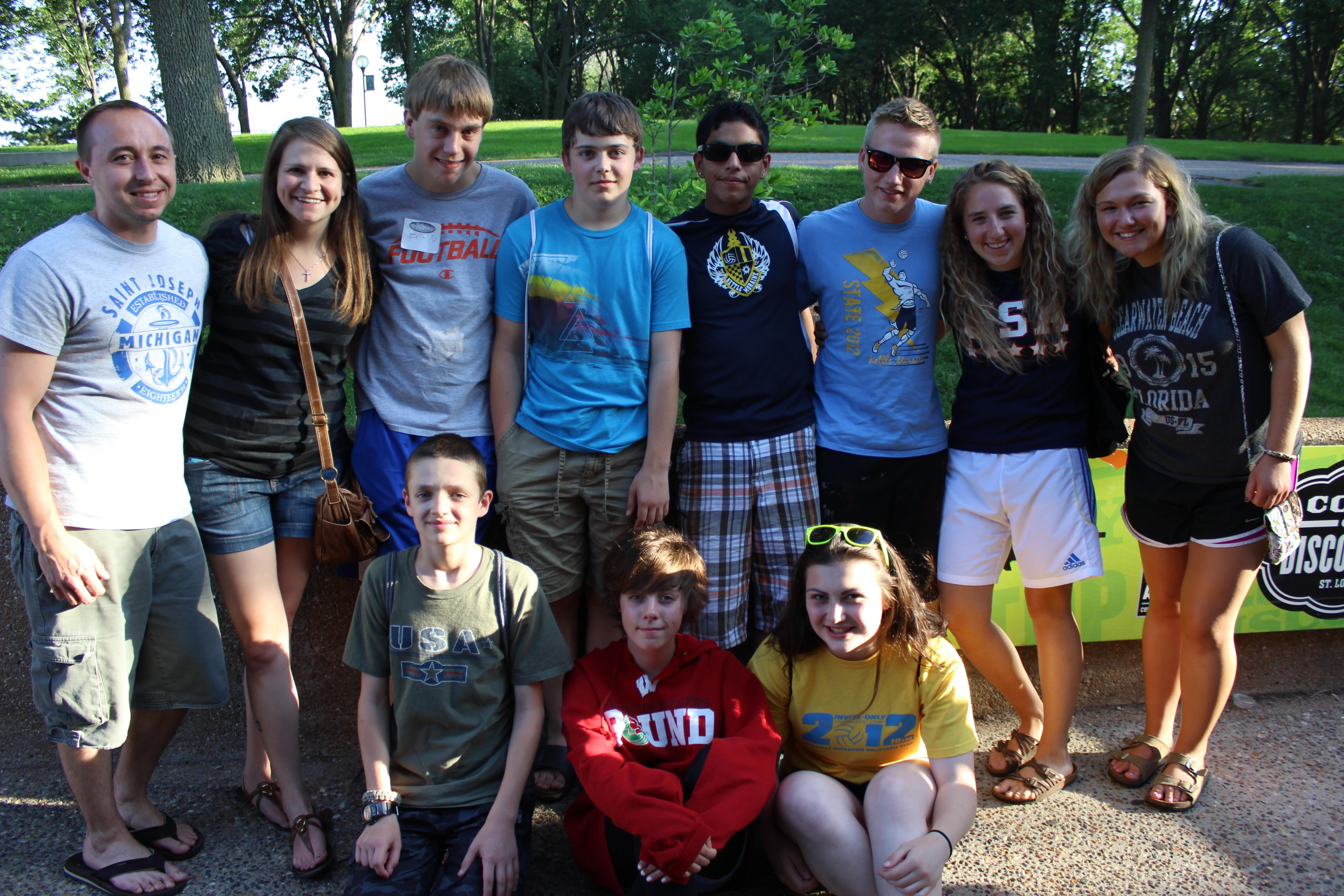 Sr. High Mission Trip 2014