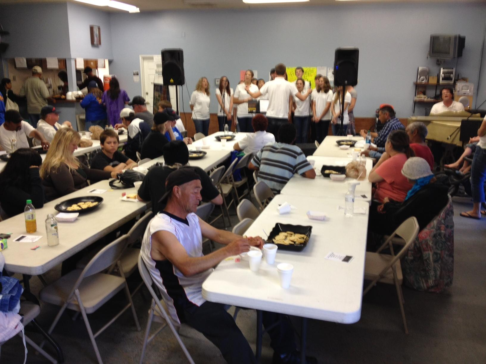 Bread of Life Rescue Mission (6/22/2012 PM)