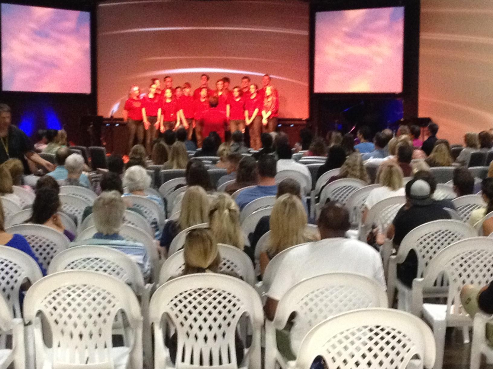 North Coast Community Church, Carlsbad (6/24/2012 AM)