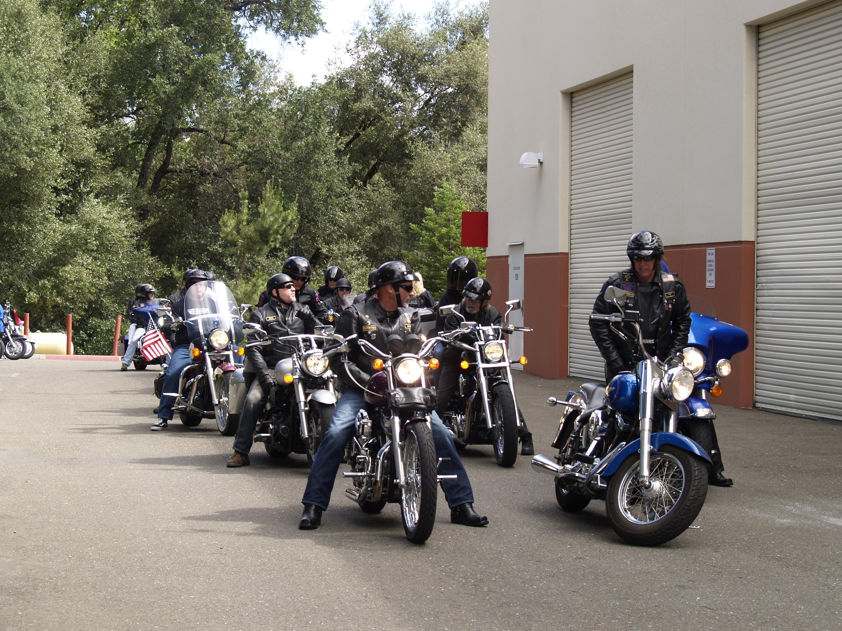 Lord's Gym Motorcycle Ministry